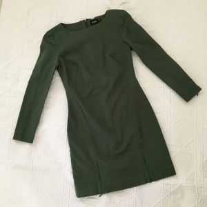 Kate Spade Saturday Olive Green Dress
